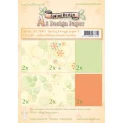 Leane Design spring paper