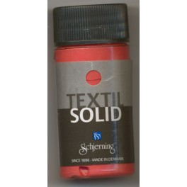 Tekstil maling Rød 50 ml