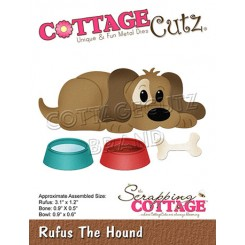 Rufus The Hound dies , CottageCutz