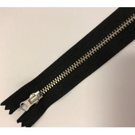 Lynlås 12 cm sort