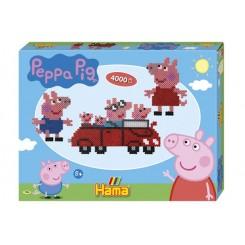 Hama gaveæske Gurli gris, Midi p.