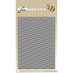 Embossing folder by lene 1005