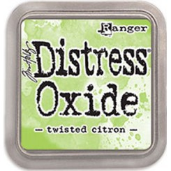 Distress Oxide ink, Twisted Citron