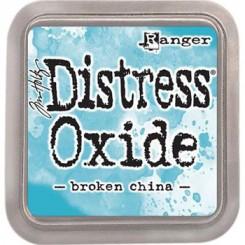 Distress Oxide ink, Broken China