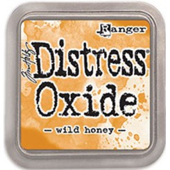 Distress Oxide ink, Wild Honey