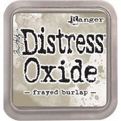 Distress Oxide ink, Frayed Burlap