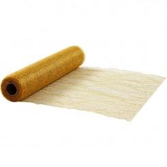 Bordløber Guld net