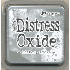 Distress Oxide, Hicrory smoke