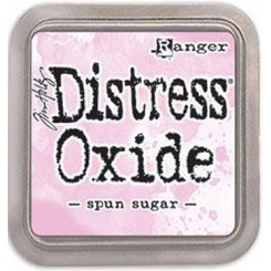 Distress Oxide, Spun Sugar