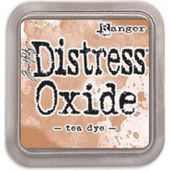 Distress Oxide, Tea Dye