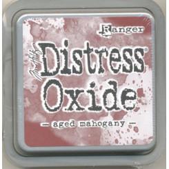 Distress Oxide, Aged Mahogany