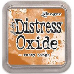 Distress Oxide, Rusty Hinge