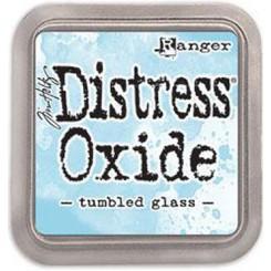 Distress Oxide, Tumbled Glass