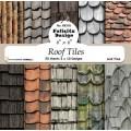 Roof Tiles, 30 ark i 10 farver