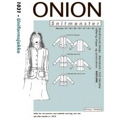 Onion mønster 1031 Jakke
