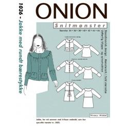 Onion mønster 1036 Jakke