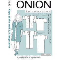Onion 1053 kappe / Jakke fra  XS