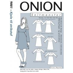 Onion mønster 9001 Kjole