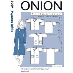 Onion mønster 9009 py jak plus str.
