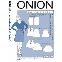 Onion mønster 9010 nederdele + str.