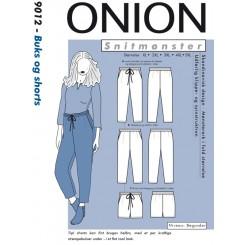 Onion mønster 9012 Buks + str.