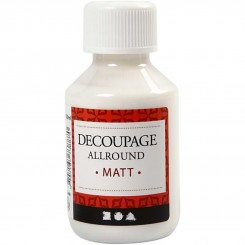 Decupage allround matt 100 ml