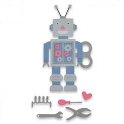 Robot dies Sizzix