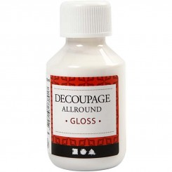 Decupage allround gloss 100 ml
