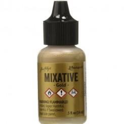 Mixative gold 14 ml, Tim Holtz