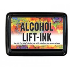 Alcohol lift ink stempelpude