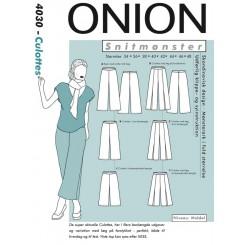 Onion mønster 4030 buks