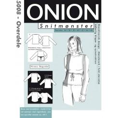 Onion mønster 5008 overdel