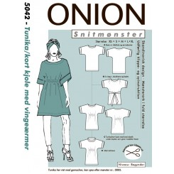 Onion mønster 5042 Skjorte tunika