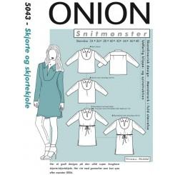 Onion mønster 5043 Skjorte
