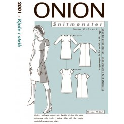 Onion mønster 2001 Kjole