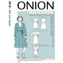 Onion mønster 2010 Kjole