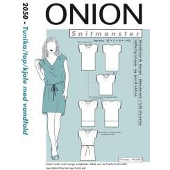Onion mønster 2050 Tunika kjole