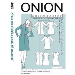 Onion mønster 2051 kjole