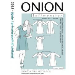 Onion mønster 2055 kjole