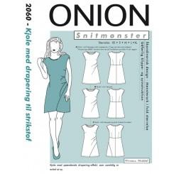 Onion mønster 2060 kjole