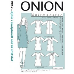 Onion mønster 2062 kjole