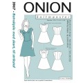Onion mønster 2067 kjole