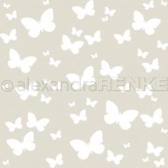 Alexandra Renke Butterflies stencil
