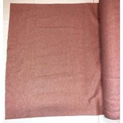 Rib  50  x 75 cm, lyserød melange