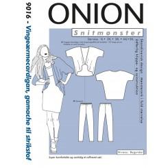 Onion Vingeærme cardigan  9016