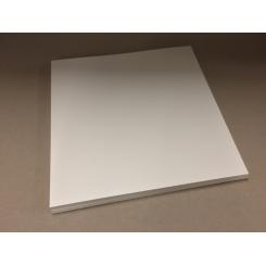 Creme karton 30,5 x 30,5 cm i 200 g