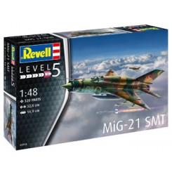 Mig-21 SMT, Revell