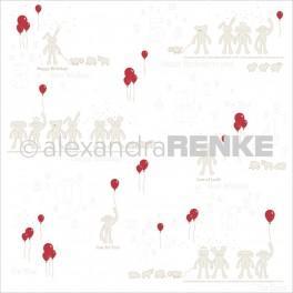 Renke Baby Rocker paper 10.530x