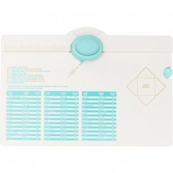 WE R memory keeper Envelope Punch Board