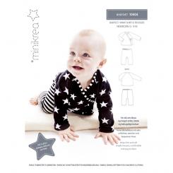 Minikrea Baby sæt 10404